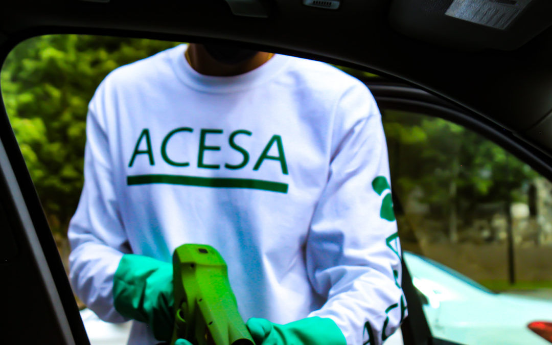Introduction video to ACESA Cleaning Services